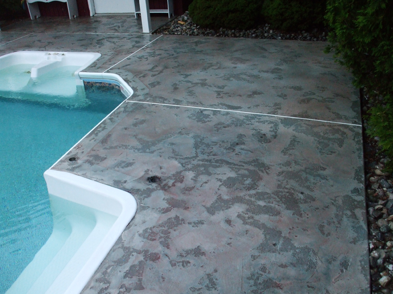 Stained Concrete | Baton Rouge Louisiana
